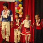 Детска школа по народни танци